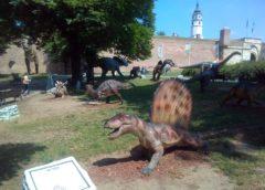 Dino park na Kalemegdanu – Jura avantura