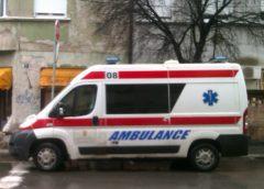 U centru Beograda srušio se deo fasade