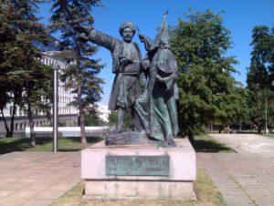 Spomenik Knezu MIlošu Obrenoviću