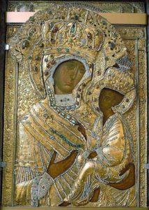 Tihvinska ikona Bogorodice