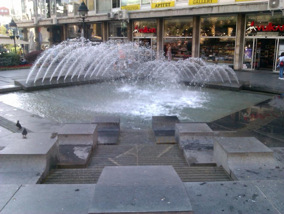 Dobro jutro Beograde! Vrabac
