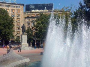 Spomenik Nikoli Pašiću u Beogradu