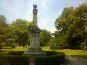 Spomenik u čast drugоg dоlaska knеza Milоša u Srbiju