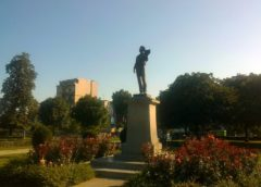 Spomenik Aleksandru Puškinu u Beogradu