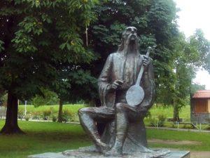 Spomenik Filipu Višnjiću u Loznici