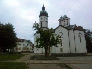 Crkva Pokrova Presvete Bogorodice – Loznica