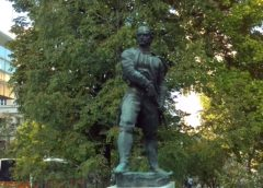 Spomenik Vasi Čarapiću u Beogradu