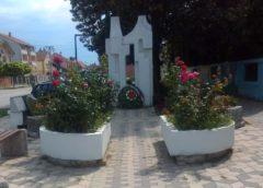 Spomenik palim borcima narodnooslobodilačkog rata i žrtvama fašističkog terora