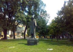 Spomenik Branislavu Nušiću