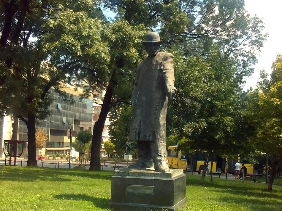Beograđanin Branislav Nušić