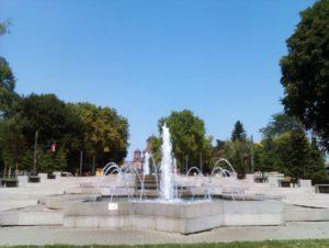 Prva muzička fontana u Beogradu