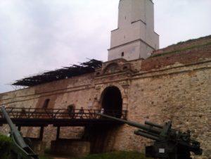 Sahat kapija – Beogradska tvrđava