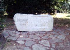 Spomen obeležje predaje ključeva Beograda na Kalemegdanu