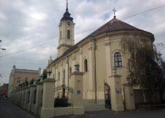 Crkva Rođenja Presvete Bogorodice u Zemunu