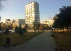 Prvi javni park u Beogradu : Park Gavrila Principa – Finansijski park