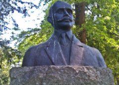 Spomen- bista Jovanu Skerliću u Beogradu