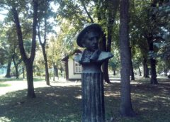 Spomen-bista Radoja Domanovića u Beogradu