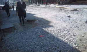 Ulica Starih zanata : Balkanska ulica radovi teku,a kada se završavaju?