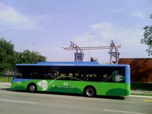 Beogradski električni autobus