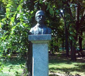 Spomen-bista Jovana Dučića u Beogradu