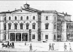 Prva pozorišna predstava u Beogradu