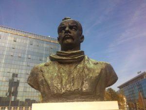Spomenik Dimitriju Tucoviću u Beogradu