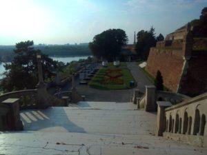 Rekonstrukcija Velikih stepenica na Kalemegdanu privodi se kraju