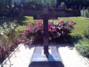 Kameni Krst znak sećanja na stradale 6.aprila 1941. – Vaznesenjska crkva