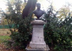 Spomen bista Đuri Daničiću u Beogradu