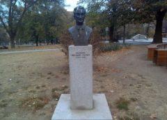 Spomen bista Mihailu Đuriću u Beogradu
