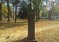 Spomen-bista Simeona Roksandića u Beogradu