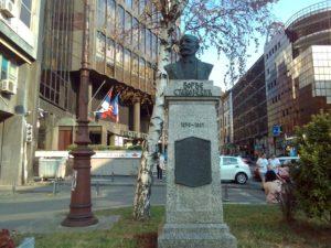 Spomenik Đorđu Stanojeviću u Beogradu