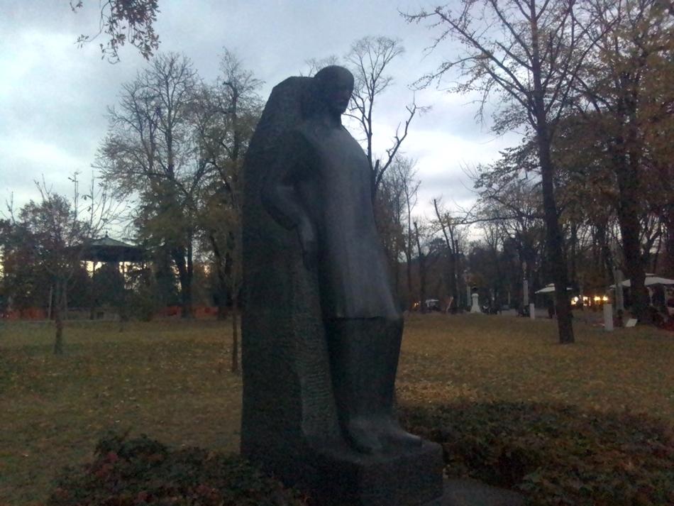 Spomenik Branku Radičeviću u Beogradu