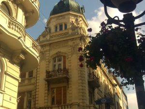 Zgrada Prometne banke u Beogradu