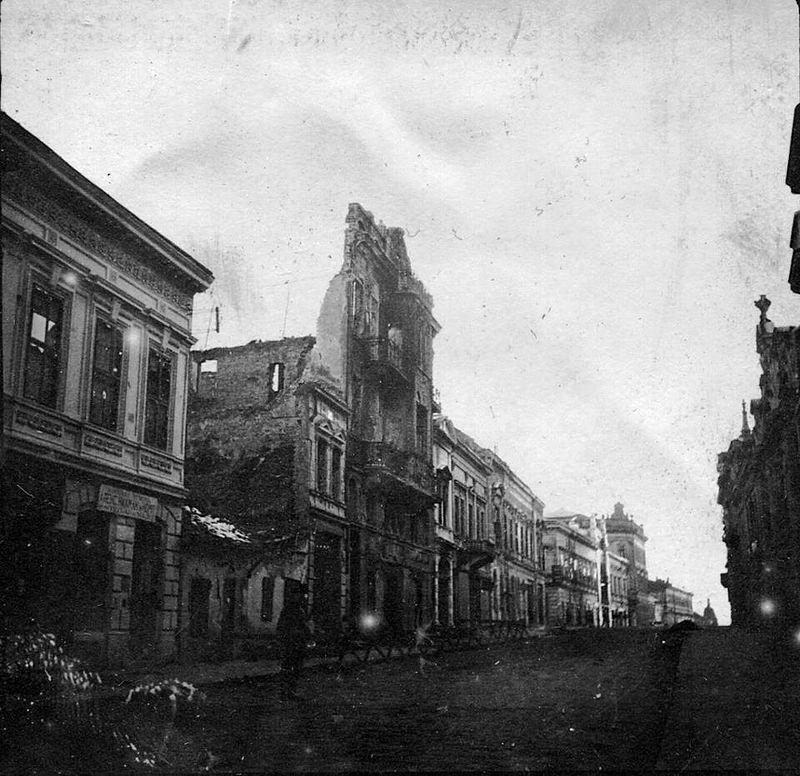 6. maja 1891.godine kada je tekla krv beogradskim ulicama