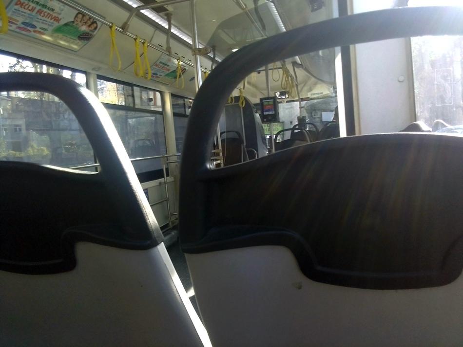 Režim javnog prevoza tokom izvođenja radova u Ulici palih boraca