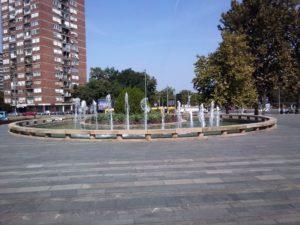 Fontana kod Hajata u Beogradu