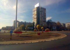 Ulica otvorenog srca na Novom Beogradu 1.januara