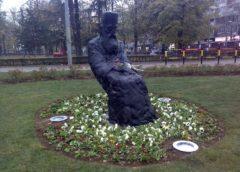 Spomenik patrijarhu Pavlu u Beogradu