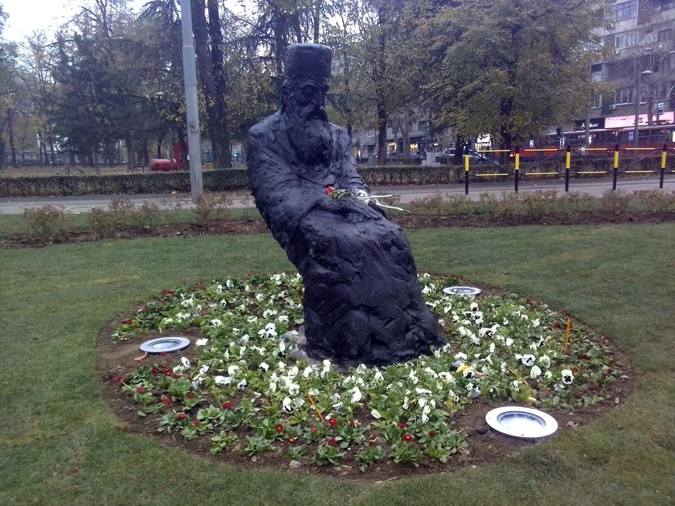 Spomenik Patrijarhu Pavlu U Beogradu Beogradske Vesti