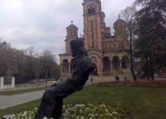 Spomenik Patrijarhu Pavlu postoji i u Mladenovcu ali tek da vidite ostale