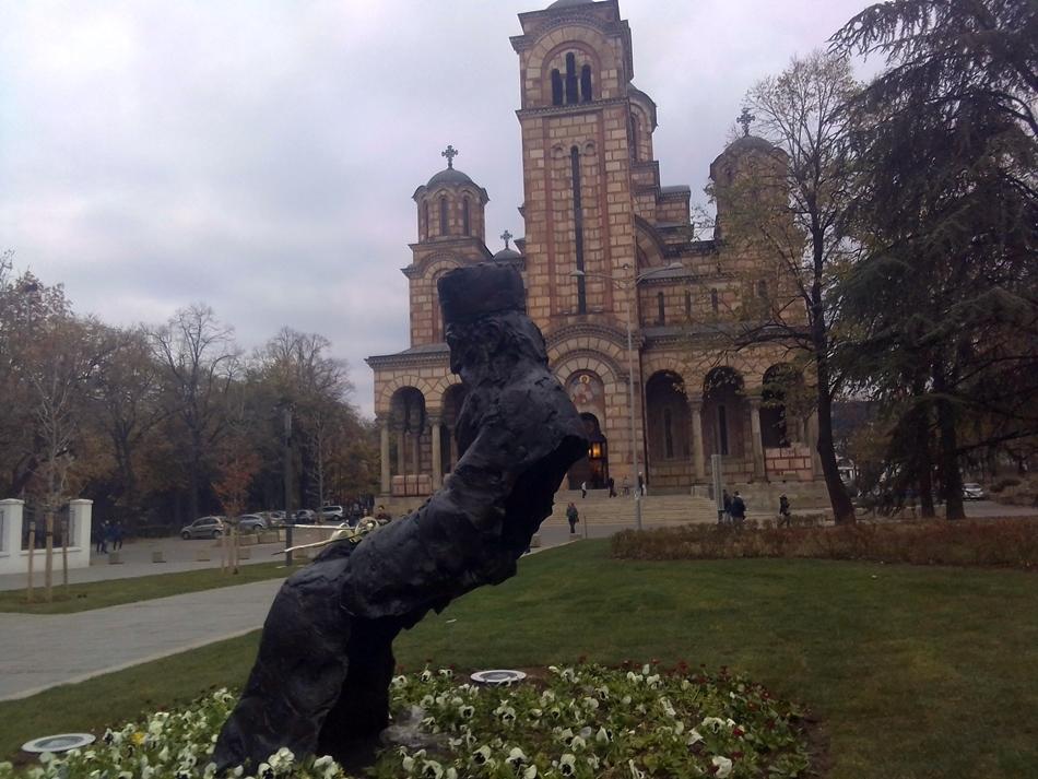 Spomenik Patrijarhu Pavlu Postoji I U Mladenovcu Ali Tek Da Vidite
