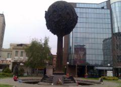 "Spоmеnik ""Uspеnjе"" u Kragujevcu"