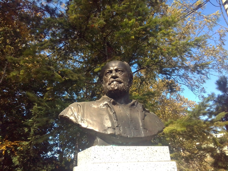 Spomenik Vuku Bojoviću u Beogradu