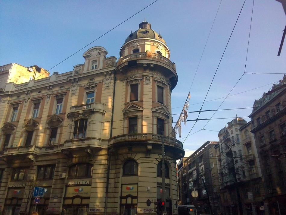 Dom Vračarske štedionce u Beogradu