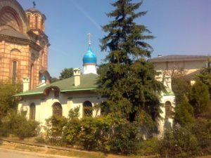 Hram Svete Trojice na Tašmajdanu