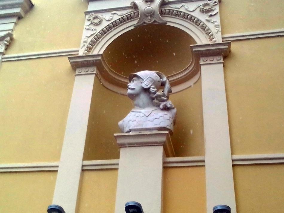 Skulptura Ivana Kosančića – Kosančićev venac