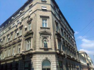Spomen bista Nikole Spasića u Beogradu