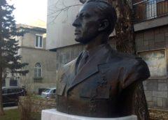 Spomen bista Tadiji Sondermajeru u Beogradu