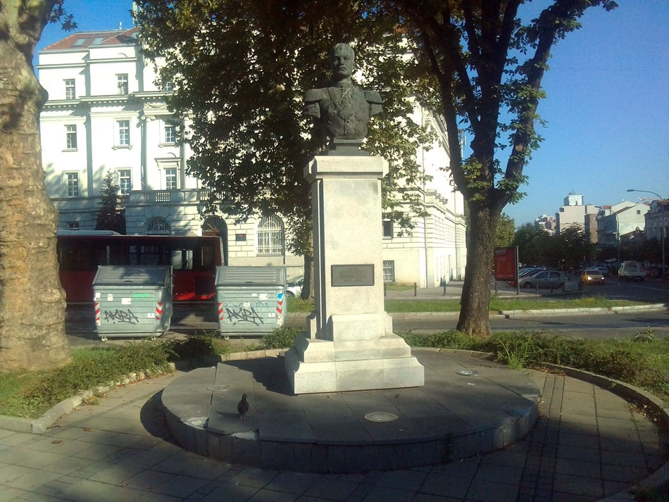 Spomenik Aleksandru I Obrenoviću u Beogradu
